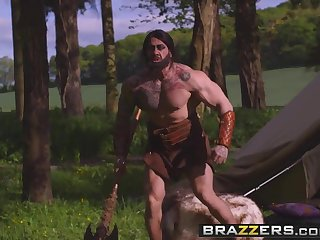 Brazzers - Blitz Be proper of Kings