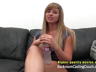 Lecturer Buttfuck and Internal Ejaculation Audition
