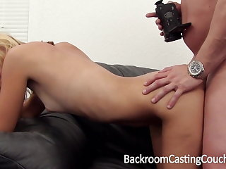 Consumptive Blonde Anal Bungling Casting