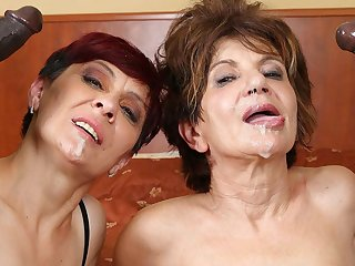 Grannies Hardcore Fucked Interracial Porn with Old Body of men sexual connection