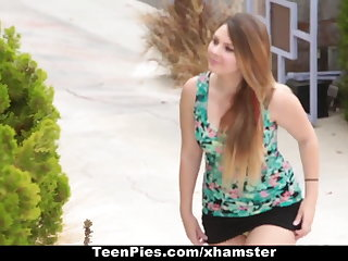 TeenPies - Creampied By Their way Lash Friends Paterfamilias