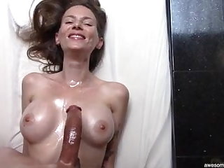 Magnificent Skinny MILF Loves My Curved Locate