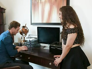 Teen Seduces Older Person Into Anal Sex