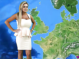 Luscious increased by sexy weather skirt stuns her online viewers with unshod report